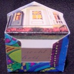 Greeting Card Houses
