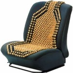 Wood Beads Seat Cover