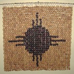 From Beaded Car Seat Cover to Wall Hanging