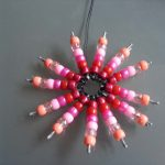 Hairpin Star Ornament