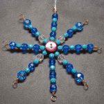blue 5 inch star