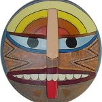 The Garbage Can Lid Mask – #1