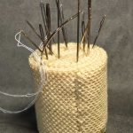pin cushion from knit tie v1