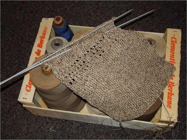 camera cover knitting