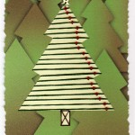 Paper Embroidery Christmas Cards