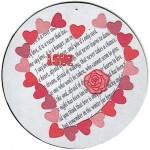 Love CD Valentine