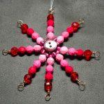 pink 5 inch star