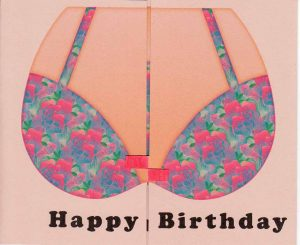bra card front