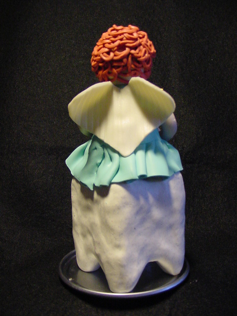 Polymer Clay Tooth Fairy