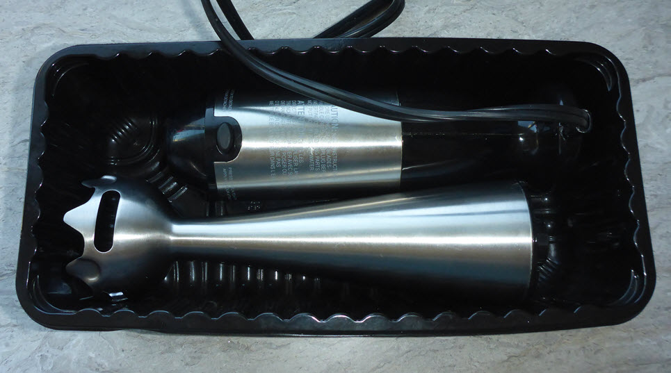 How Do You Store Your Immersion Blender?
