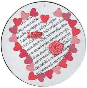 1: Love CD
